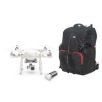 Phantom 3 4K with Extra Battery and Phantom Backpack