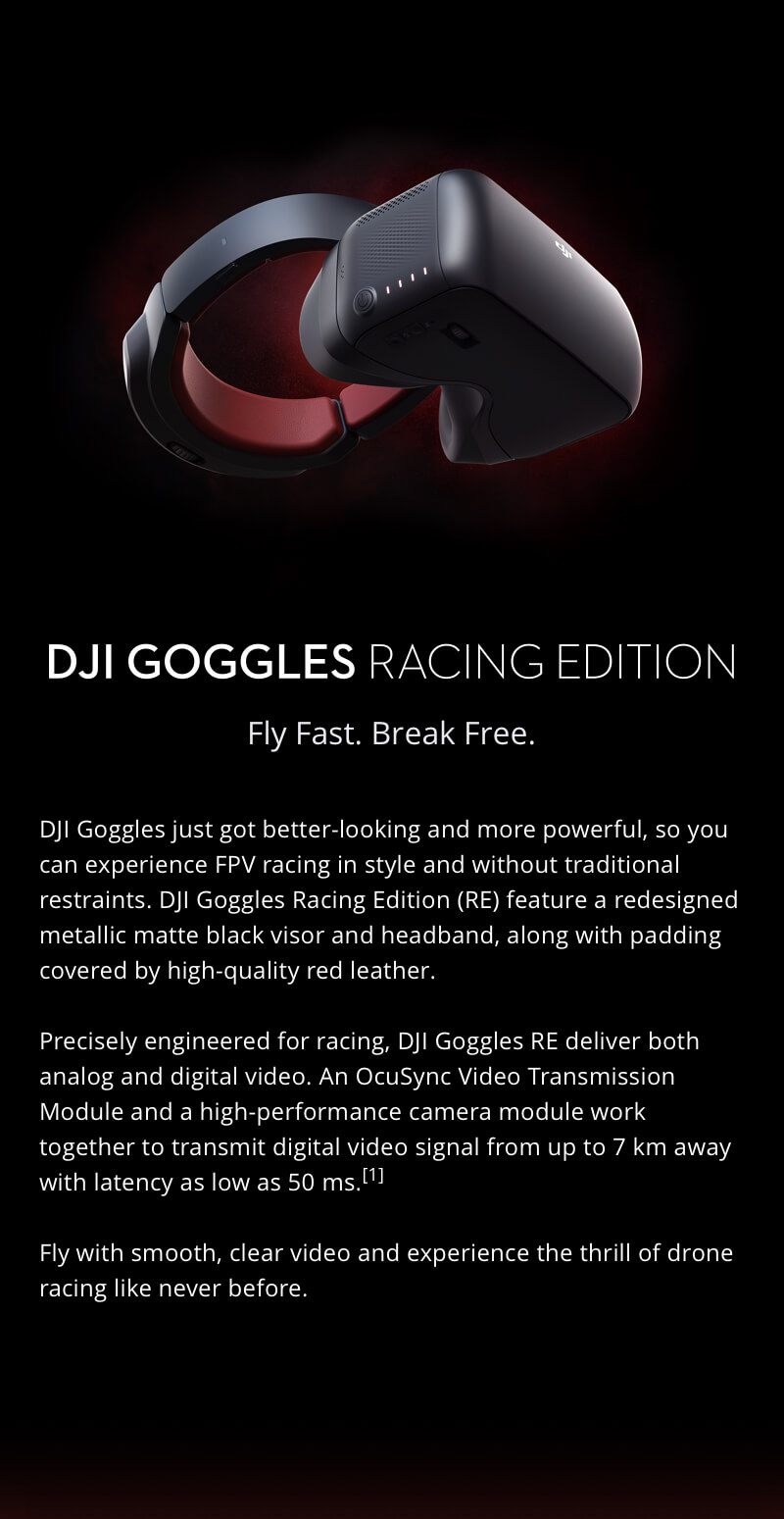 DJI Goggles Racing Edition Canada