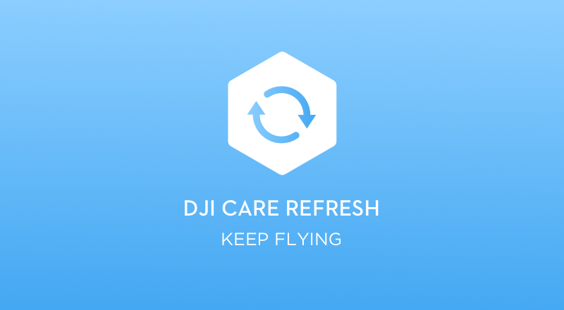DJI Care Refresh for the Mavic Air