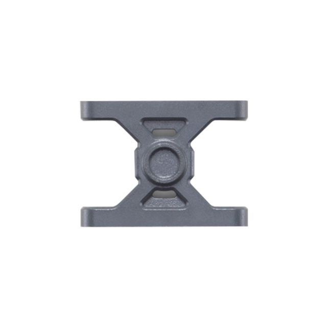 X-Shaped Front Shaft Cover