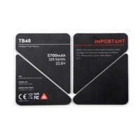 Inspire 1 TB48 Battery Insulation Sticker