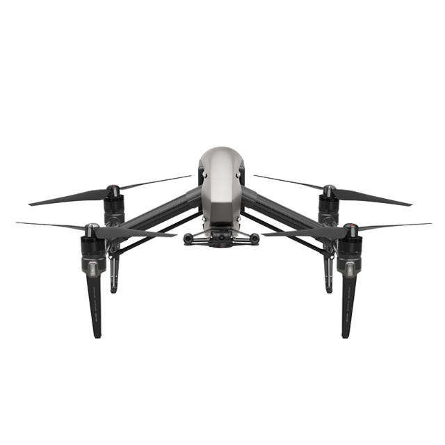 Inspire 2 Aircraft (Excludes Remote Controller and Battery Charger)