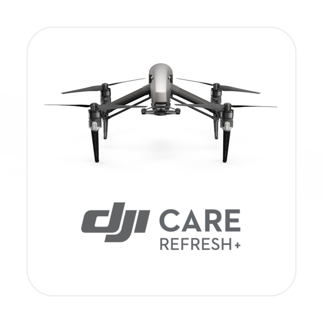 DJI Care Refresh+ (Inspire 2)