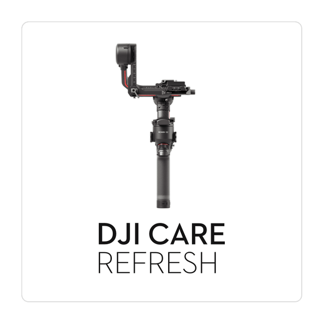DJI Care Refresh 1-Year Plan (DJI RS 2)