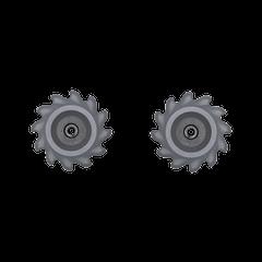 DJI RoboMaster S1 Mecanum Wheel