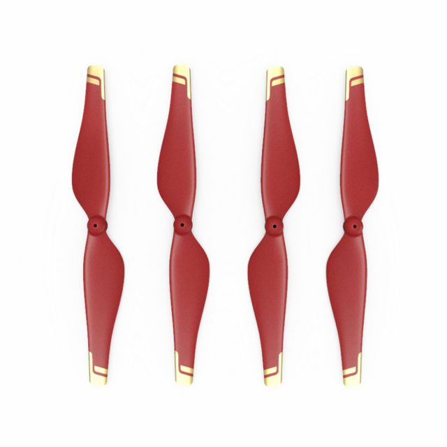 Tello Iron Man Edition Quick-Release Propellers